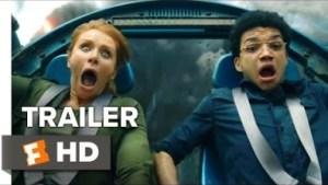 Video: Jurassic World: Fallen Kingdom International Trailer #1 (2018)